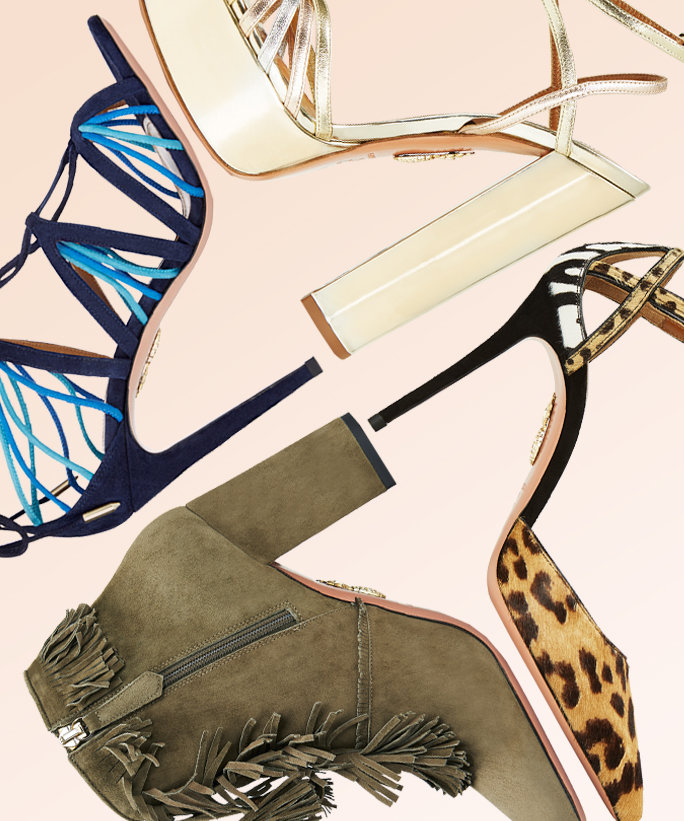 Aquazzura x Farfetch Wishlist