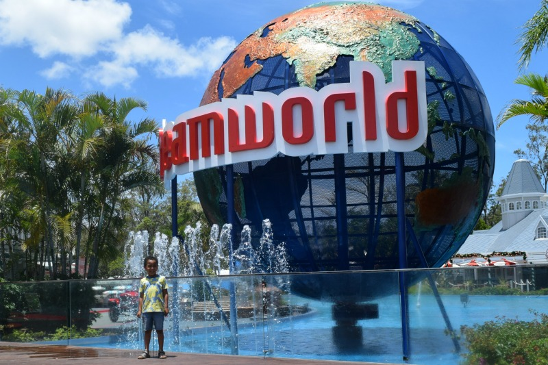 Family Fun at the Gold Coast: Dreamworld Review