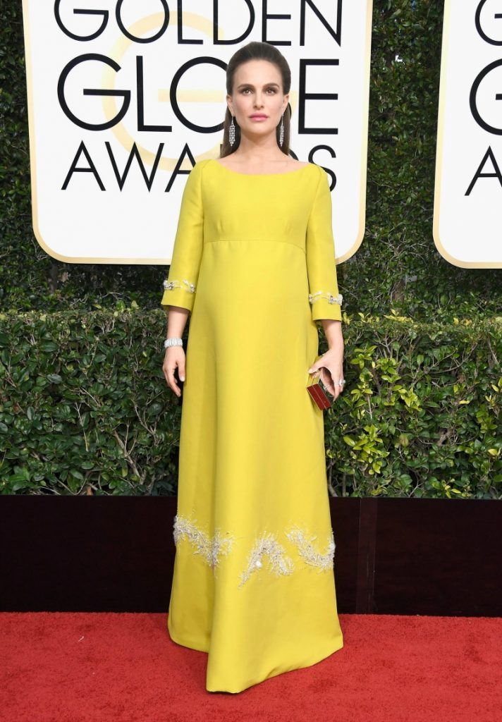 Natalie Portman in Prada