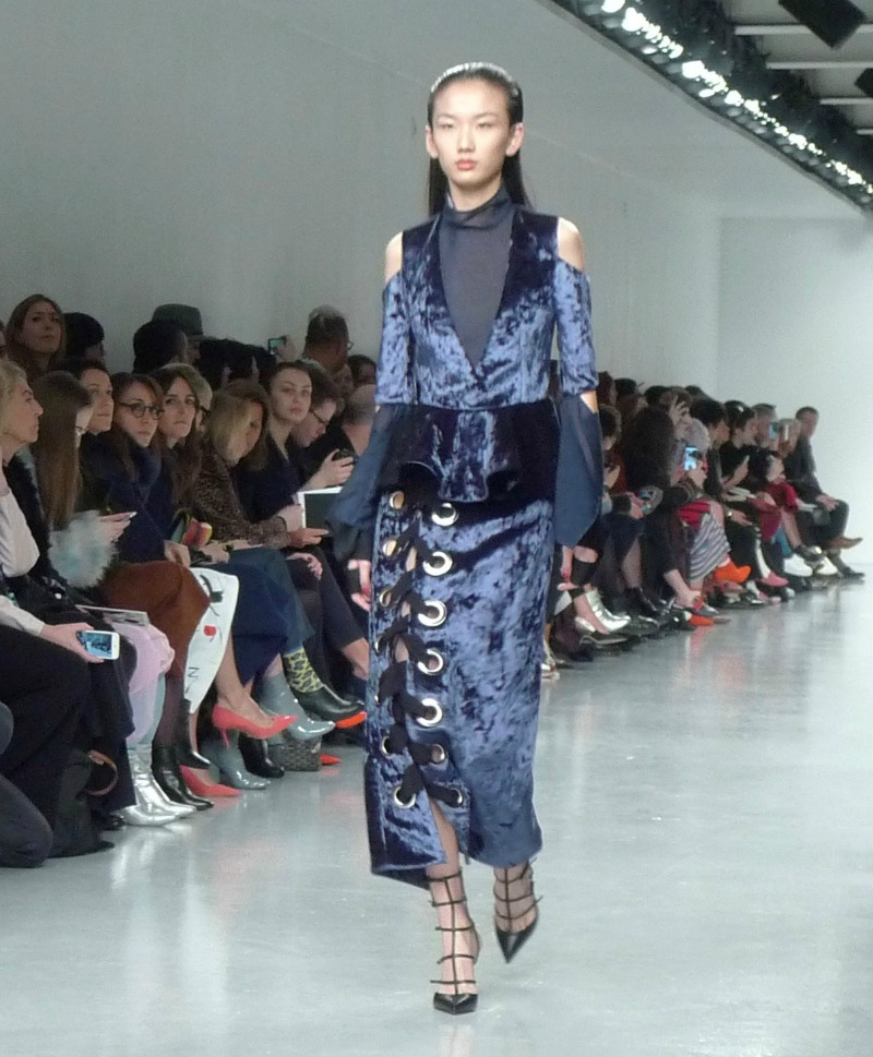 Scenes from London Fashion Week AW17 - Teatum Jones