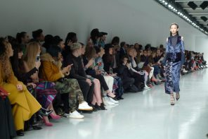 Scenes from London Fashion Week AW17 – Teatum Jones