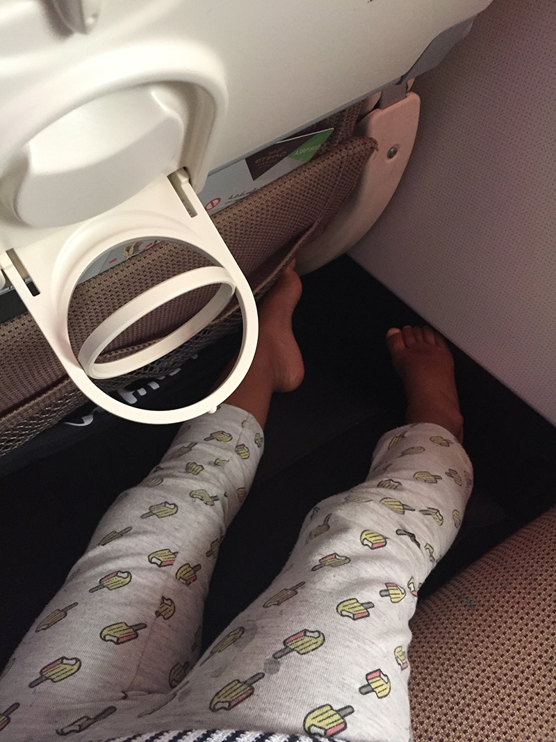 Travelling Long Haul with Kids Made Easier with Plane Pal