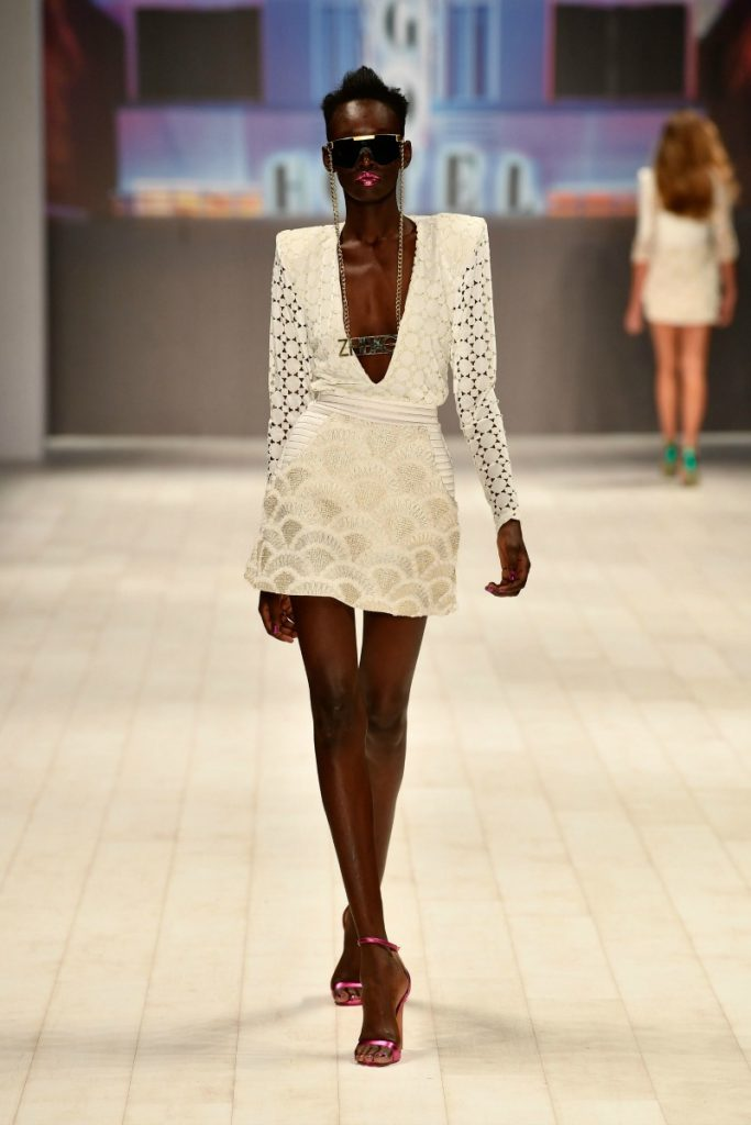My Style  MBFWA Day 1 - Thurley via Dress for a Night 2c555ce92