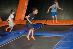 Sky Zone Kids Parties are Next Level Fun
